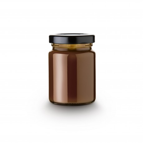 Pot de caramel au beurre salé