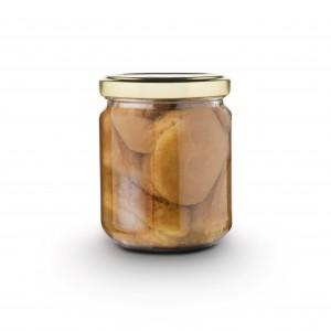 Pot de baba au Rhum à la fleur de caramels