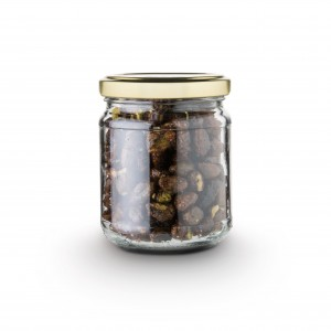Pistaches crues caramélisées - 100g